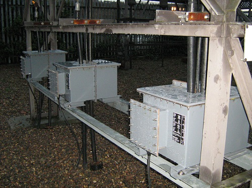 Outdoor measuring transformers by ITL