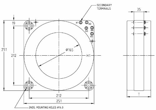 Instrument Transformers Limited Design
