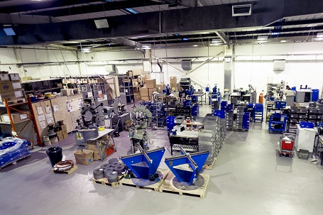 Instrument Transformers Limited Factory Floor
