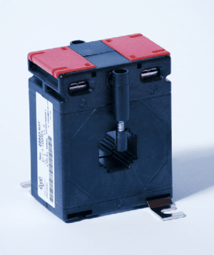Plastic Case Current Transformer for mounting on Busbar or Cable.