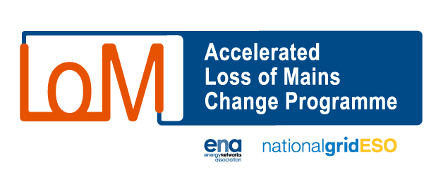 Loss of Mains Change Programme Logo